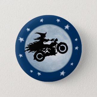 Witchy Mama 6 Cm Round Badge