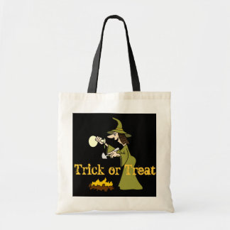 Witchy Spells Budget Tote Bag