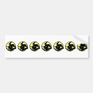 Witchy Woman Bumper Stickers