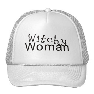 Witchy Woman Gifts Cap