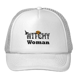 Witchy Woman Mesh Hats