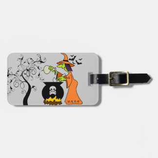 Witchy Woman Tags For Bags
