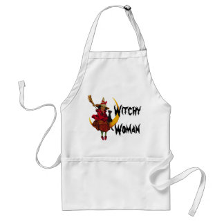 Witchy Woman Standard Apron