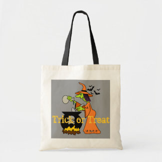 Witchy Woman Budget Tote Bag