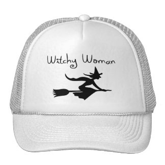 Witchy Women Trucker Hats