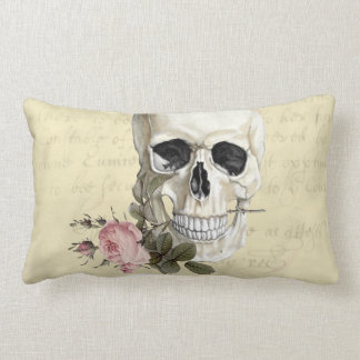 With a rose between my teeth lumbar cushion