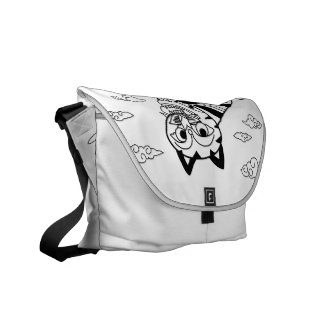 With and others messenger bag