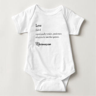 with Definition Baby Bodysuit