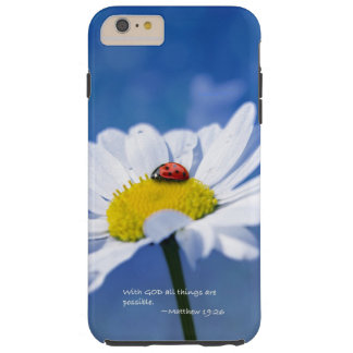 With GOD... Tough iPhone 6 Plus Case