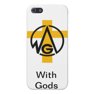 With Gods Vision iPhone 5 Case