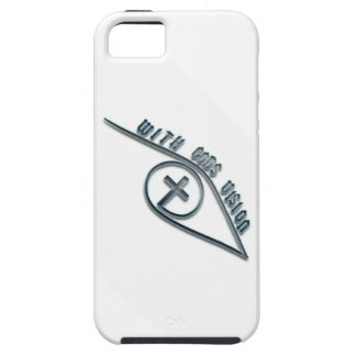 With GODS Vision iPhone 5 Cases
