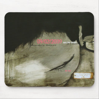 With him… mousepad