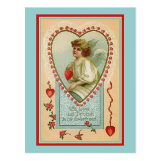 With Love and Devotion Post Cards
