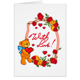 With love! card