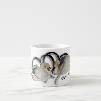 With Love Espresso Cup