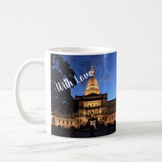 With Love From Lansing Mug