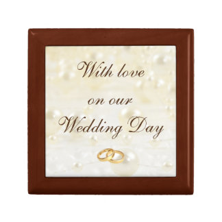 With love on our Wedding Day Gift Box