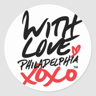 'With Love' Stickers