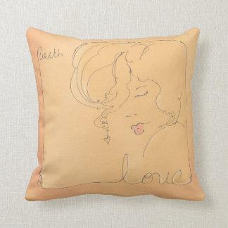 With Love Throw Cushion