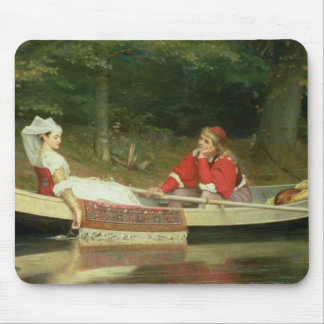 With The River, 1869 Mouse Mat