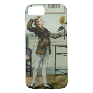 With Yearnings For Your Intense Joy, Victorian Chr iPhone 8/7 Case