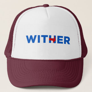 wither trucker hat