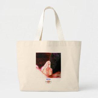 Within/Bag Jumbo Tote Bag
