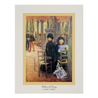 Without A Dowry ~ James Tissot ~ Fine Art Print