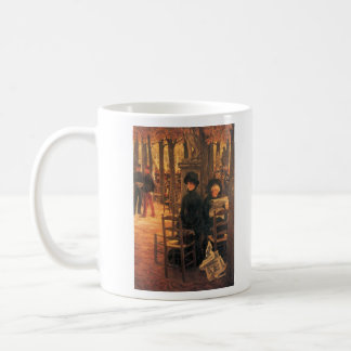 Without Aussteuer by James Tissot Mug