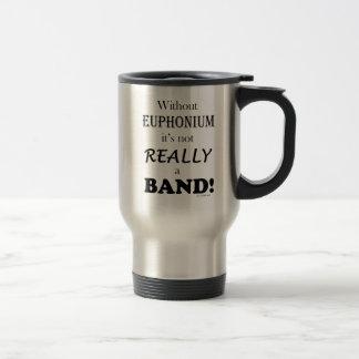 Without Euphonium - Band Stainless Steel Travel Mug