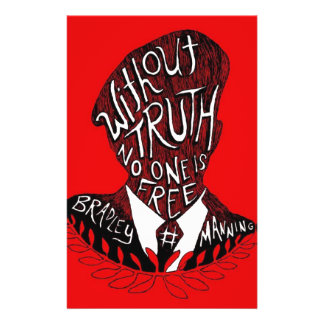 Without Truth No One is Free Full Color Flyer