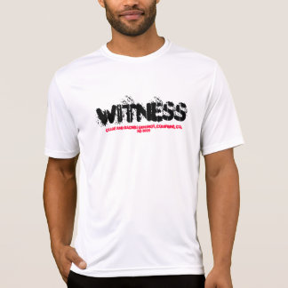 "Witness...Def: ""Willing to die for your faith"" T-Shirt"