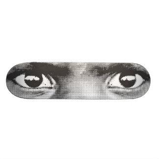 WITNESS eyes skateboard deck