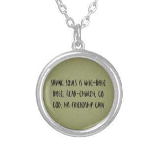 Witness wear necklace!