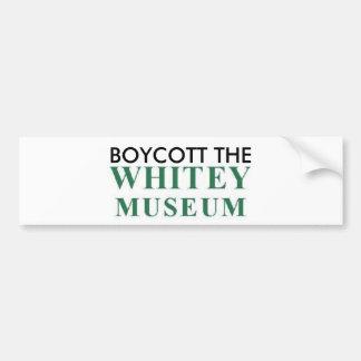 Witte Museum Bumper Sticker