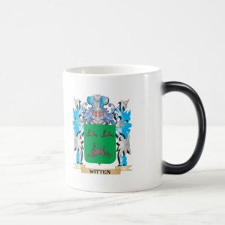 Witten Coat of Arms - Family Crest Morphing Mug