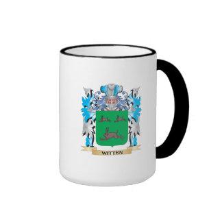 Witten Coat of Arms - Family Crest Ringer Mug