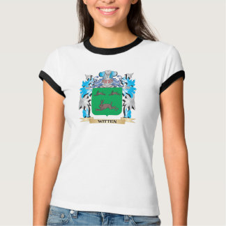 Witten Coat of Arms - Family Crest T-shirt
