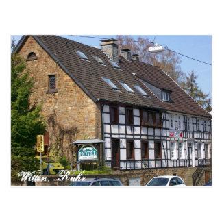 Witten, Reesenhof Postcard