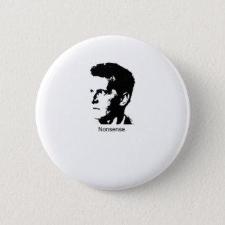 Wittgenstein's Charm 6 Cm Round Badge