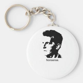 Wittgenstein's Charm Key Chains