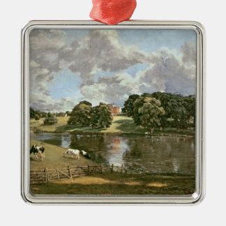 Wivenhoe Park, Essex, 1816 Christmas Ornament