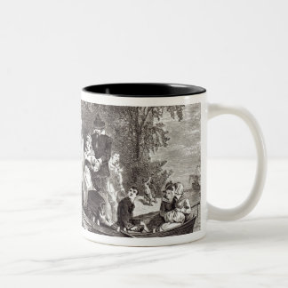 Wives for the Settlers at Jamestown Mug
