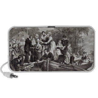 Wives for the Settlers at Jamestown Portable Speakers