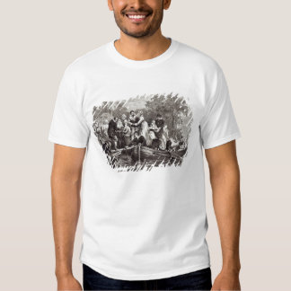 Wives for the Settlers at Jamestown T-shirts