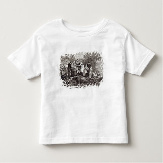 Wives for the Settlers at Jamestown Toddler T-Shirt