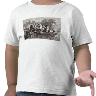 Wives for the Settlers at Jamestown Tees