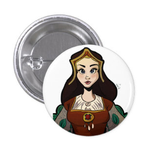 Wives of Henry VIII Badge - Jane Seymour
