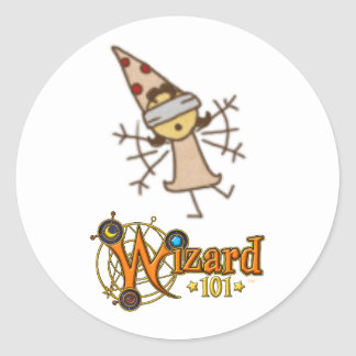 Wizard101 Balance Doodle Stickers
