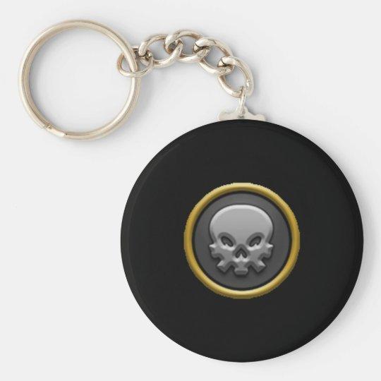 Wizard101 Death School Keychain